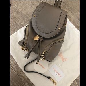 Chloe 'Olga' small backpack